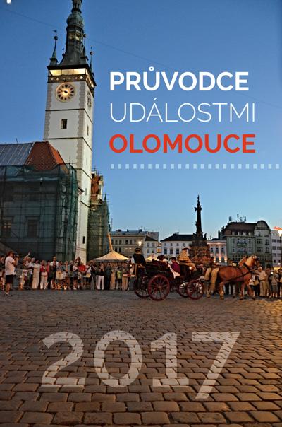 Průvodce událostmi Olomouce 2017